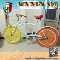 26 size beach cruiser bicycle beach cruiser bicicletas pretty bike