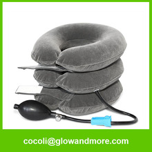 wholesale China office Flannel cervical neck traction device