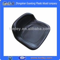 2013 high quality plastic moulding seat PVC chair cover(OEM)
