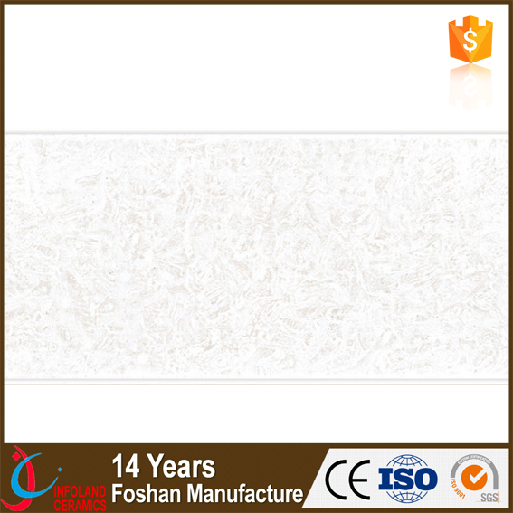 Lastest hot selling standard size 300x600 mm glossy ceramic wall tile 3618