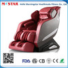 Hot Selling Approved High Quality 3D Zero Gravity MP3 Player Massage Chair
