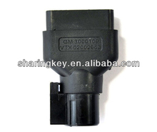 High quality OBD2 OBD-II 16 PIN Adaptor for GM Tech-2