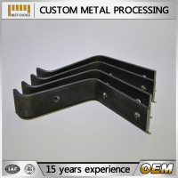 metal bench bracket, l adjustable bracket, metal brackets for wood slats