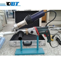 Plastic welding gun / hot air welder
