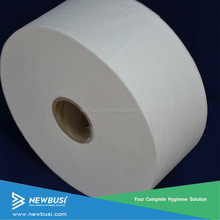 Hydrophilic viscose spunlace nonwoven fabric for baby facial wet wipes