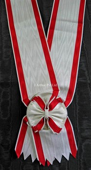 Military Sash I Grand Cross Sash I Military Ribbon