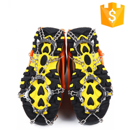 Best Selling Outdoor Winter Skiing and Outdoor Climbing Spikes Grips Silicone Ice Gripper or Crampons