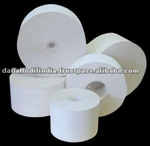 white cheap paper roll