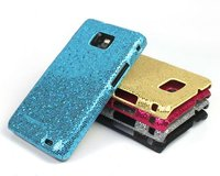 Bling Glitter Flashing Hard Back Cover Case for samsung galaxy s2