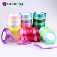 custom high quality cheap 4 wide 3mm 3 inch 25mm 50mm poly satin ribbon customized