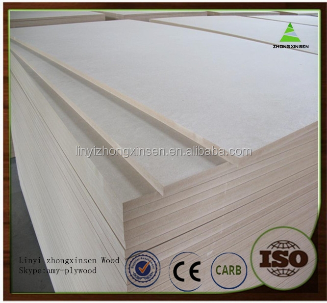 cheap 4x8 Melamine Faced MDF