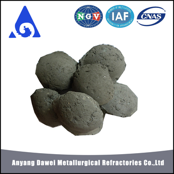 fire-resistant fire-retardant coating silicon carbide briquette