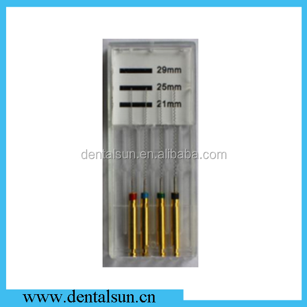 Dental Equipment Supply Paste Carriers/Dental Engine Files