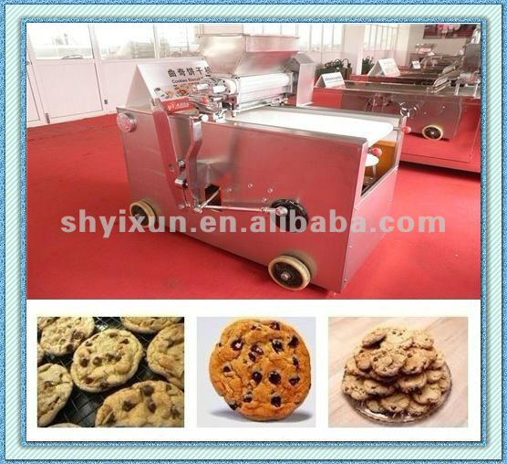 China popular hot sale all purpose multifunctional cookies and cake machine
