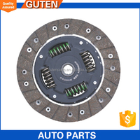 GutenTop Motorcycle clutch plate,OEM clutch plate material,factory CD70 Clutch disc size 215*150*24N