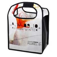 glossy lamination pp non woven tote bag