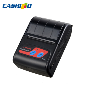 58MM mini thermal bluetooth android ios printer PTP-II