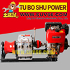 8T Gasoline Engine Powered Capstan Winch