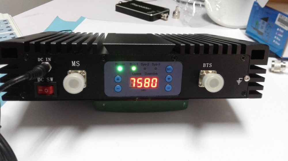 full kit dcs amplifier /4g booster /1800+LTE2600 cell phone signal amplifier/3g 4g boosters