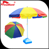 Promotional advertising custom windproof cheap sun outdoor beach umbrella,constellation umbrella
