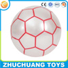 pvc inflatable custom print bounce soccer ball factory