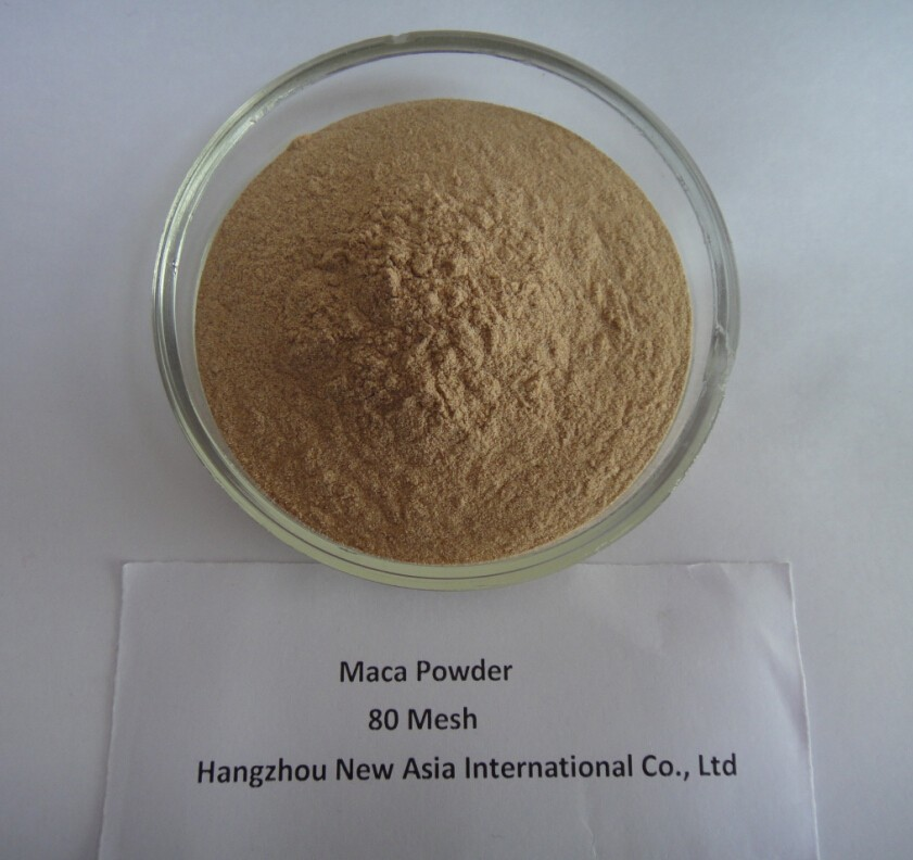 Pure Maca Extract Water Soluble Extract Ratio 4:1,Macamides 10% 40% HPLC