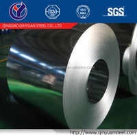 g120 galvanized steel coil and strips for steel tube