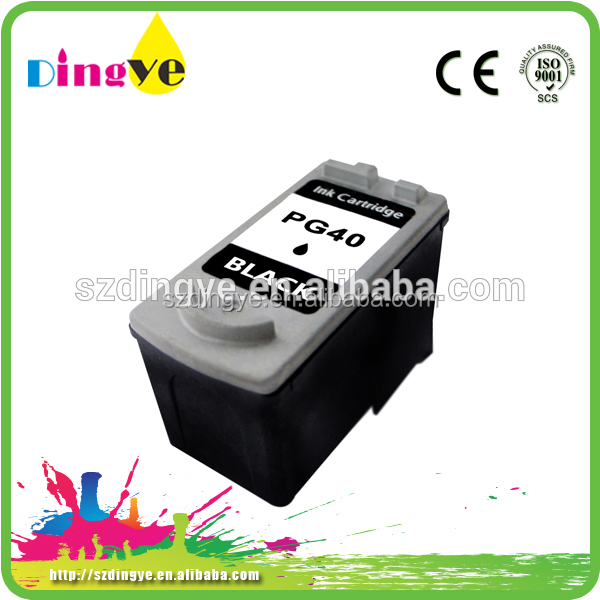 wholeasale ink cartridges for canon pixma ip1880 PG40 41