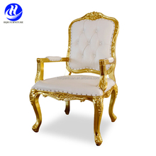 Luxury Classic Palace Furniutre Palace King Chair for Event