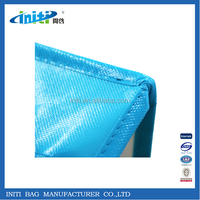 Eco reusable high quality promotional laminated non woven shopping bag folding