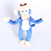 wholesale custom cute blue monkey plush toys