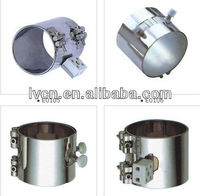 stainless steel mica band heater 12v band heater