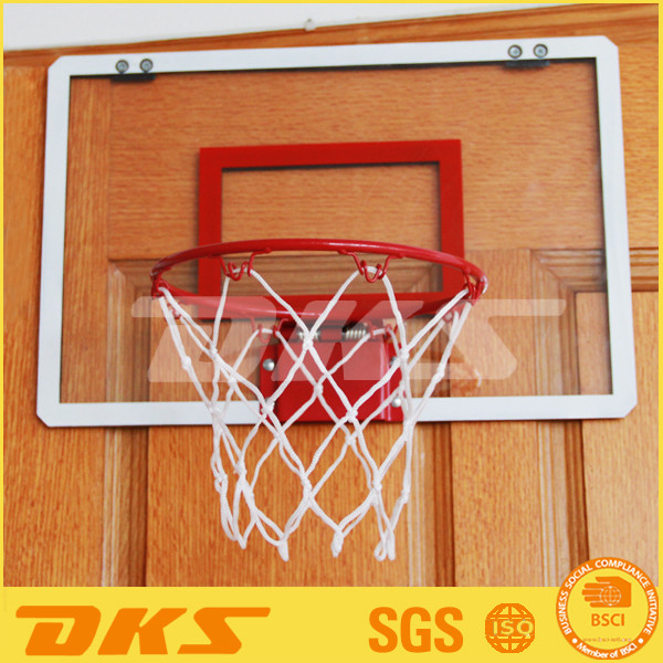 Steel Basketball Hoop Kids Mini Basketbakll Set