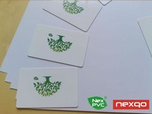 Offset printable pvc paper laminating sheet