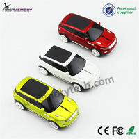 New brand most comfortable gift wireless mouse car shape 3D mouse