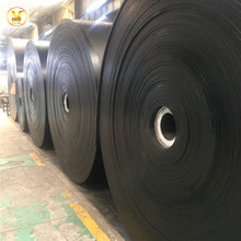 China Manufacturers Polyester used Rubber cut or moulded edge ep conveyor belt for transmission mining