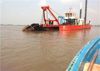 High Effficiency Dredger Ship for Sand Dredging