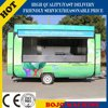 2014 china food concession trailer foreign popular food trailer double axles food trailer for sale