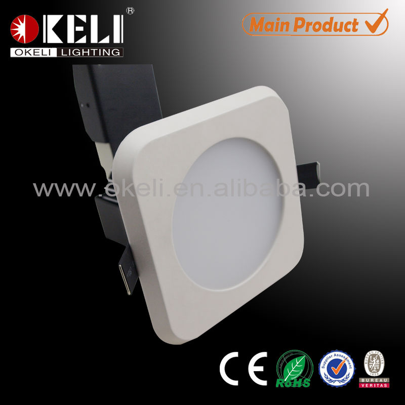2014 New arrival 3inch 10W SMD LED Downlight Edison 3014
