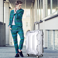 Hot Sale Trolley Luggage Bag Abs