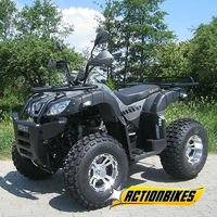 QUAD ATV SHINERAY 200 XY200ST-6A cc Automatic with EEC / COC