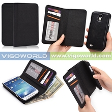 Detachable leather coating hard case for Samsung Note 3 N9000 wallet case