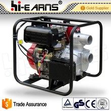 3 inch air cooled pump diesel water pump