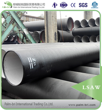hign cost performance nodular cast iron pipes in various sizes suitable for building / construction/water supply