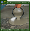 Cementitious screed material for use internally in buildings