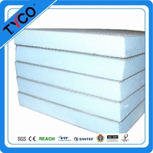 UK Hot Selling Building Other Heat Insulation Material Styrofoam Panel Laminated With Fiberglass Cement