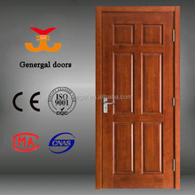 CE paint finish internal wooden doors hotel rooms