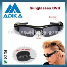 Accept Paypal Factory Price Invisible Sunglasses Camera ADK1052C