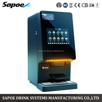 Good quality Italian style espresso automatic cafe machine