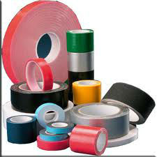 Adhesive Tapes like BOPP, Masking, Duct, Alluminum and Foam